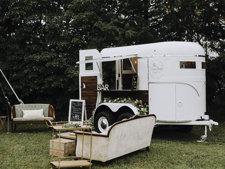 The Traveling Tin Co. Trailer