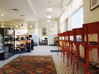 Café Europa Interior