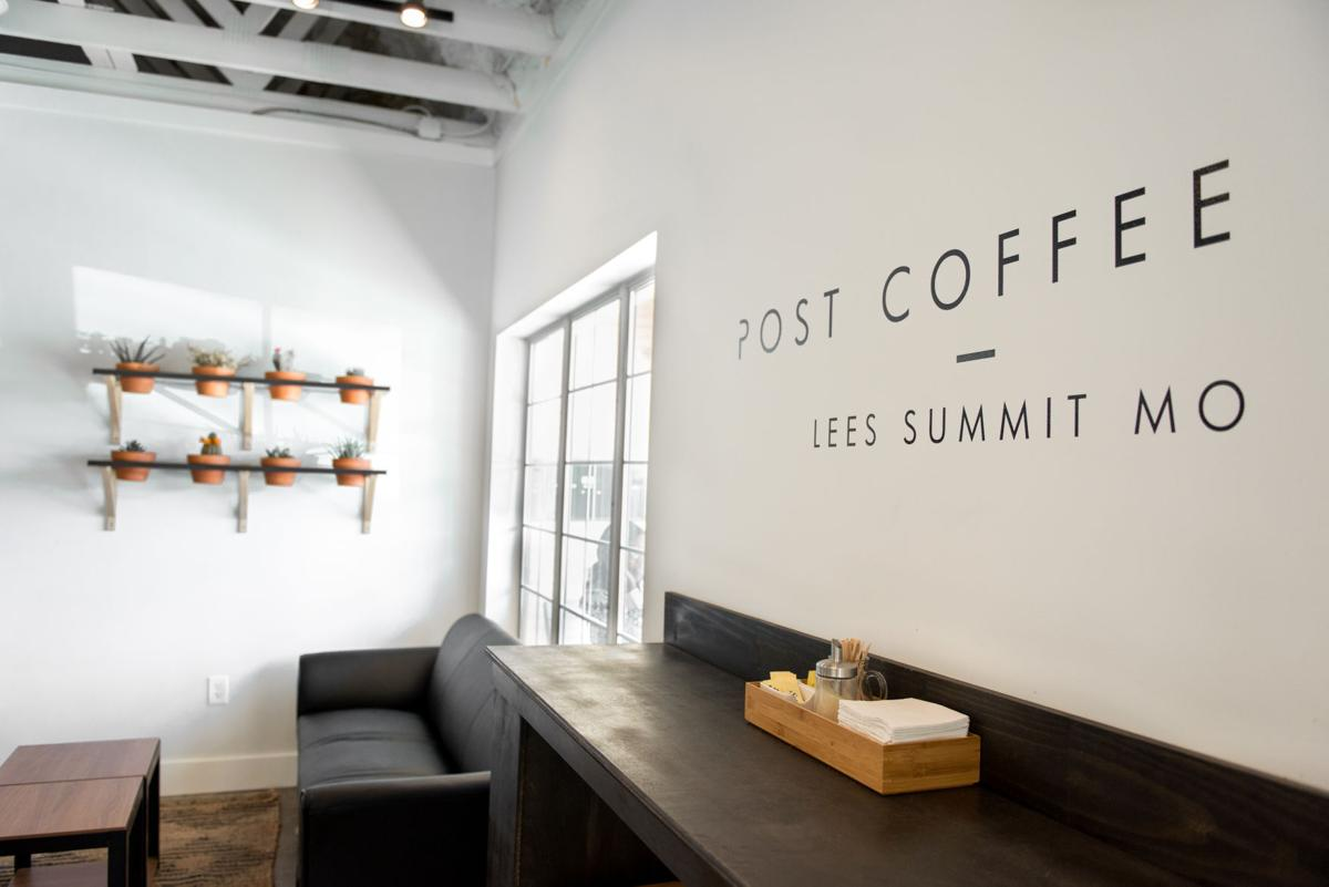 Post Coffee Co. Interior