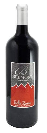 Belmont Vineyards' Bella Rosso