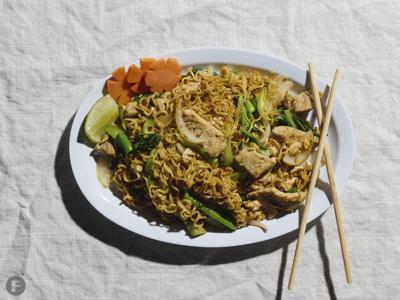 Tiger Chef Tiger Fried Noodle