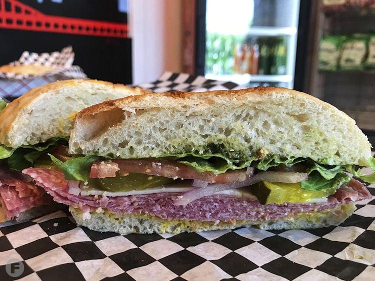 Bay Boy Specialty Sandwiches Original