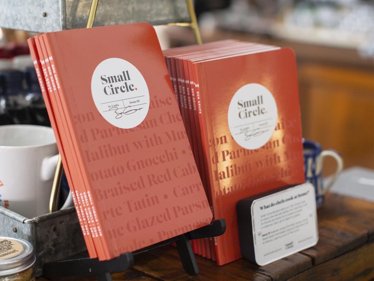 Small Circle Cookbooks