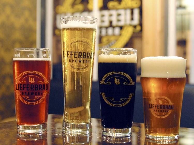 Lieferbräu Brewery Beers