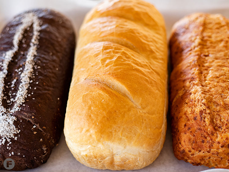 Colino's Cafe & Bakery Breads