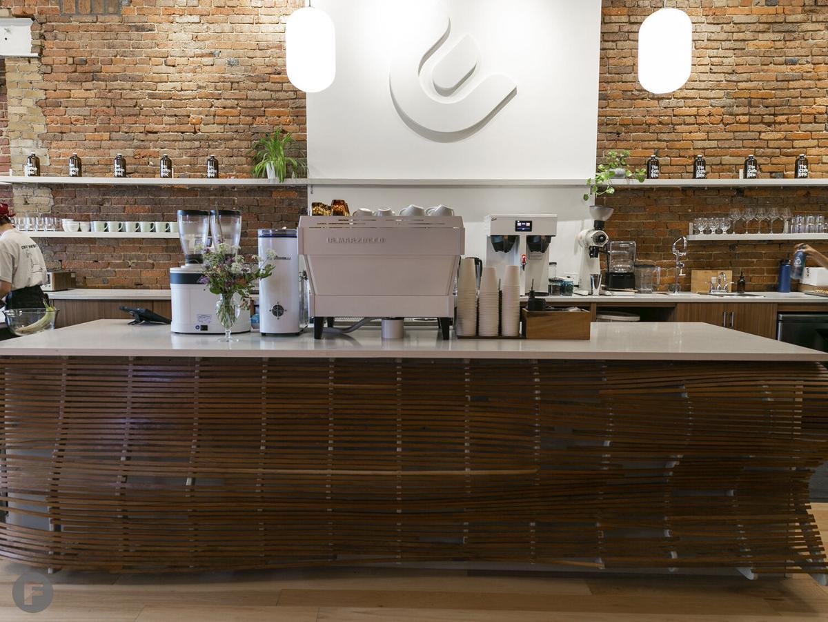 The Coffee Ethic Bar