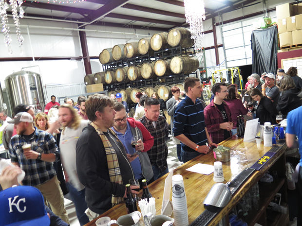 Martin City Brewing Co Celebrates Anniversary With Sold