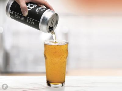 Broadway Brewery Brut IPA