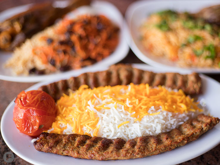 Taste of Persia Beef Koobideh