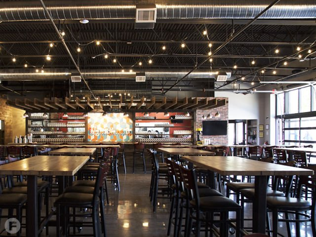 Brew Lab S New Overland Park Space Combines A Full Brewery