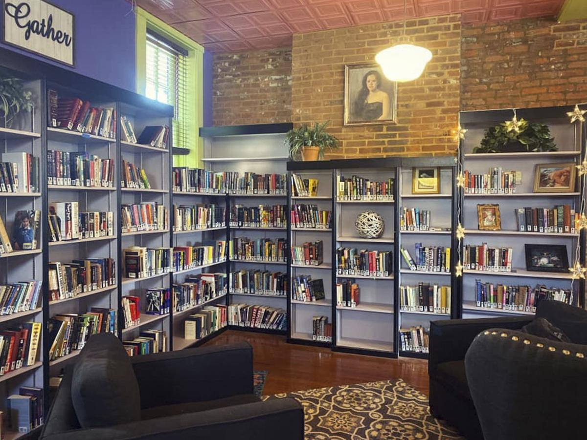 Protagonist Cafe Interior