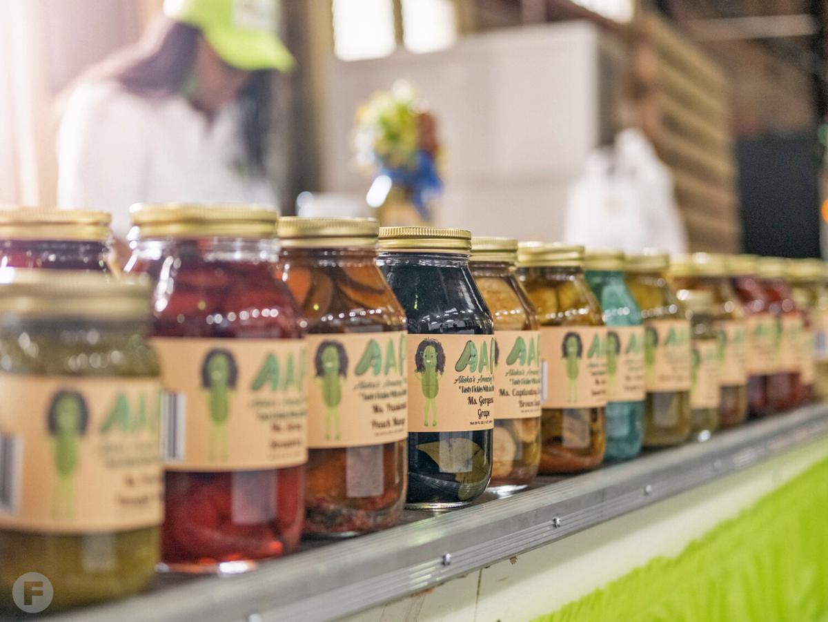Aliskas Amazing Pickles flavors