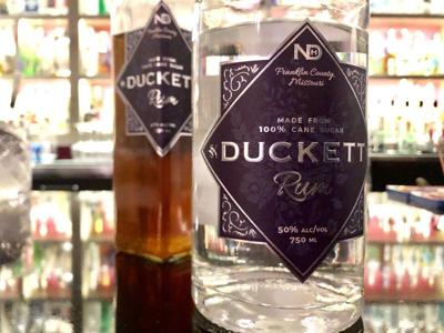 Nobleton's Distilling House Duckett Rum
