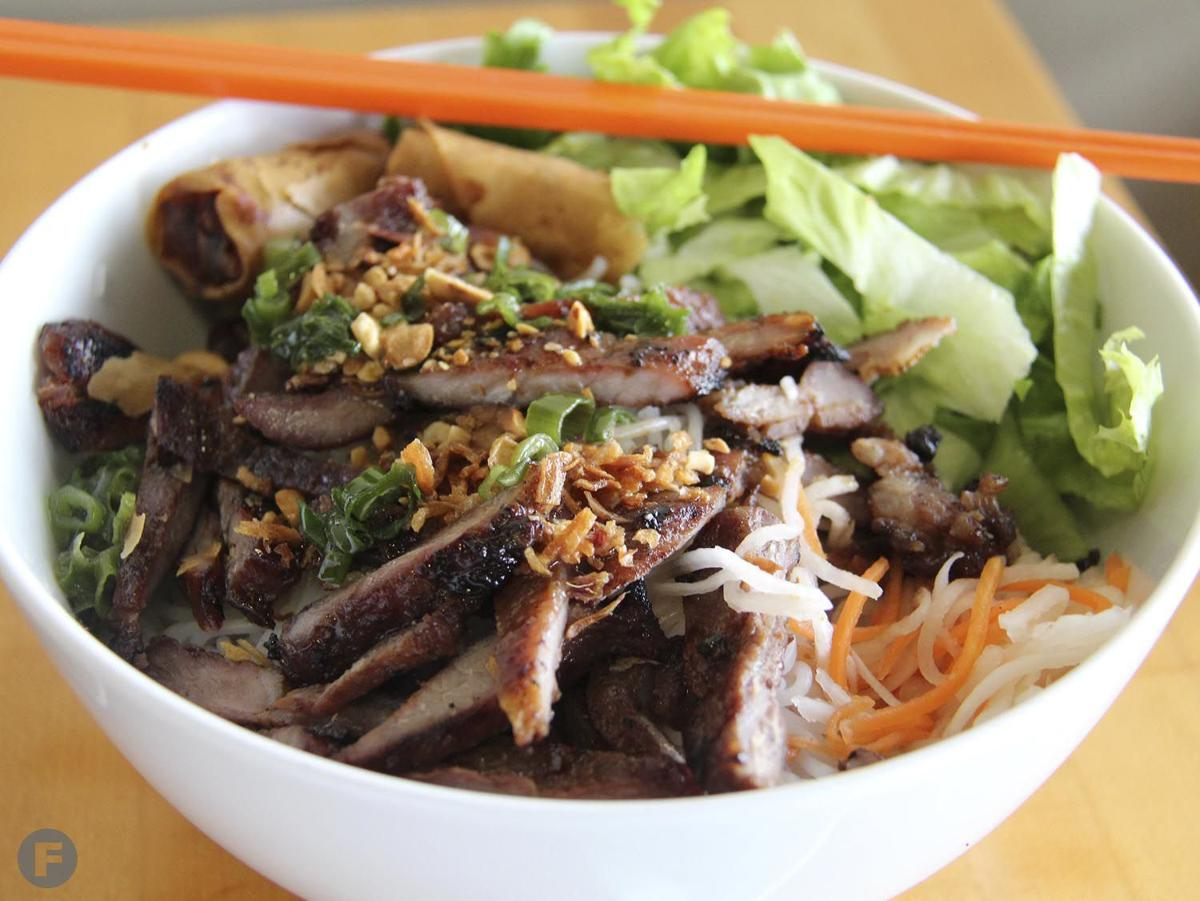 Pho Sai Gon Pork Chop