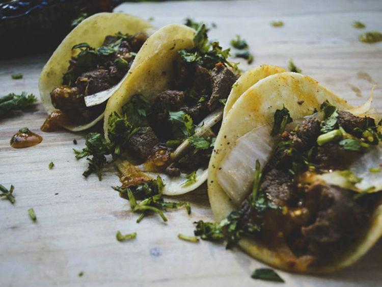 Ghetto Tacos Al Pastor