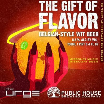 Gift of Flavor beer by Public House Brewery