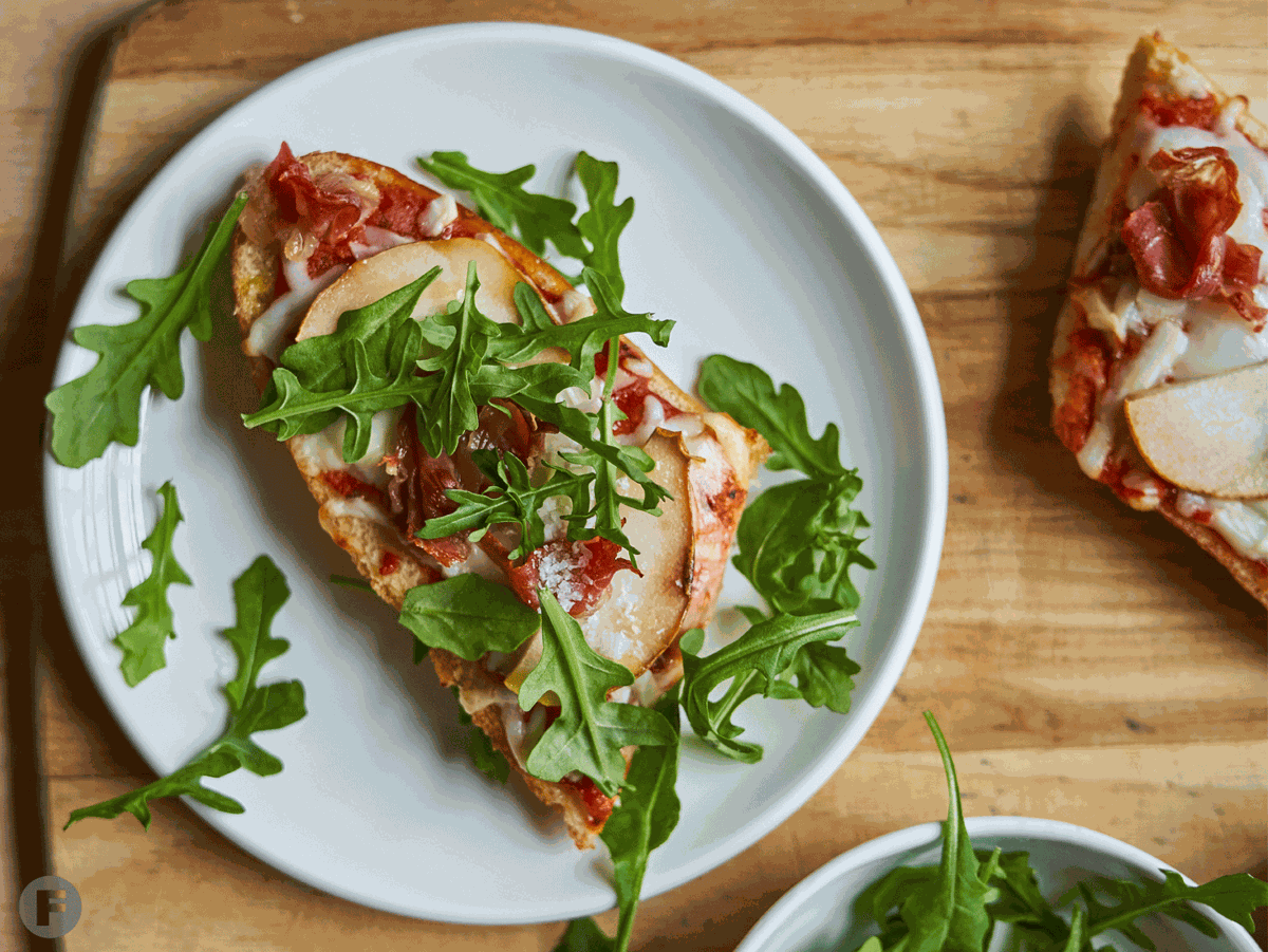Sweet and Savory French Bread Pizza