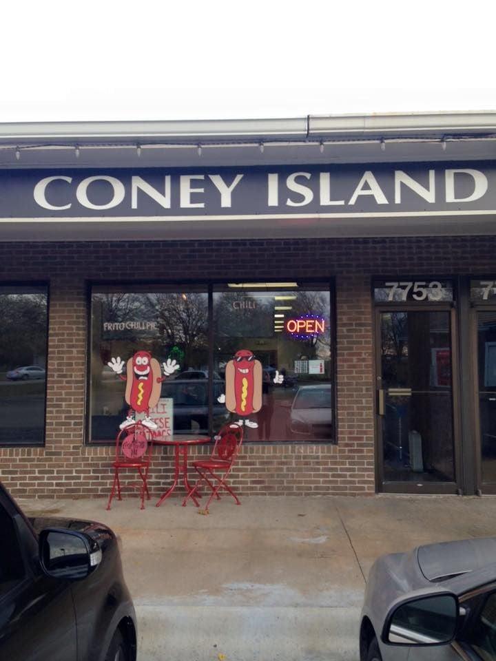 Coney Island Lenexa Ks