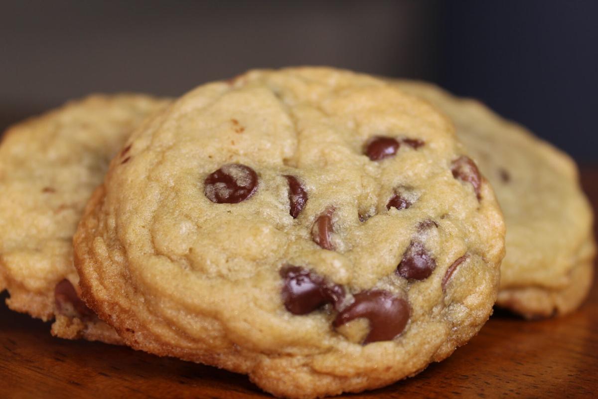 Chocolate Girls Cookies chocolate chip cookies