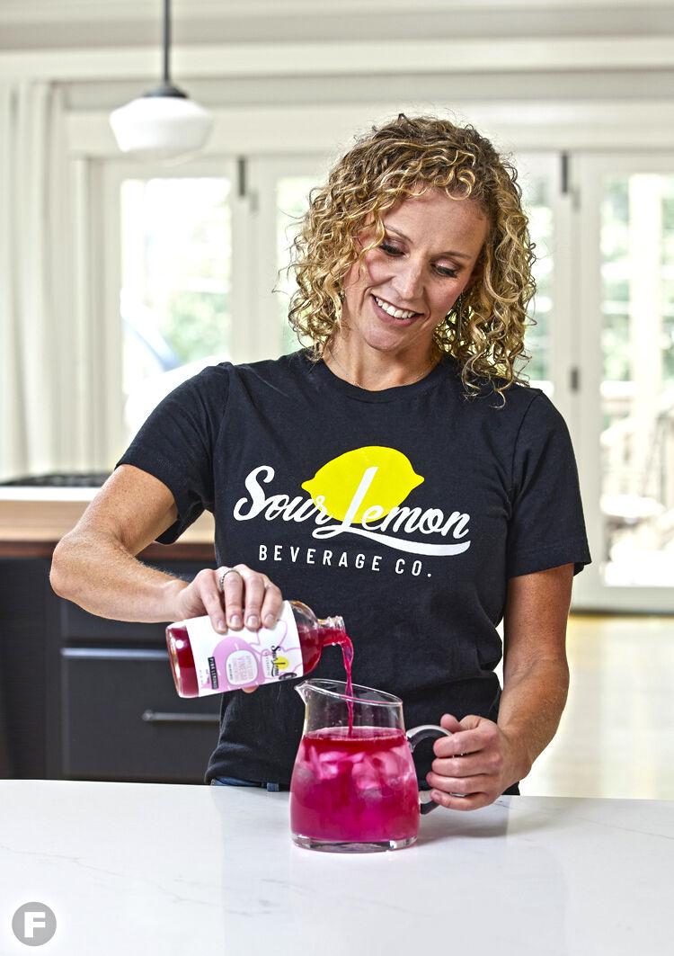Sour Lemon Beverage Co. Callen Johnson