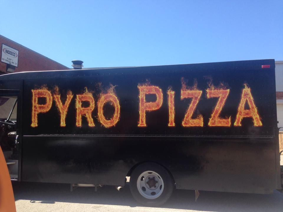Pyro Pizza Food Truck