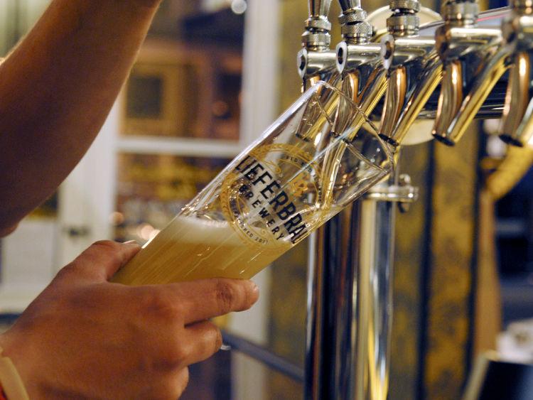 Lieferbräu Brewery Beer