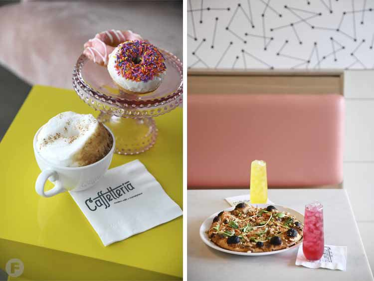 Caffetteria Donuts Cocktails