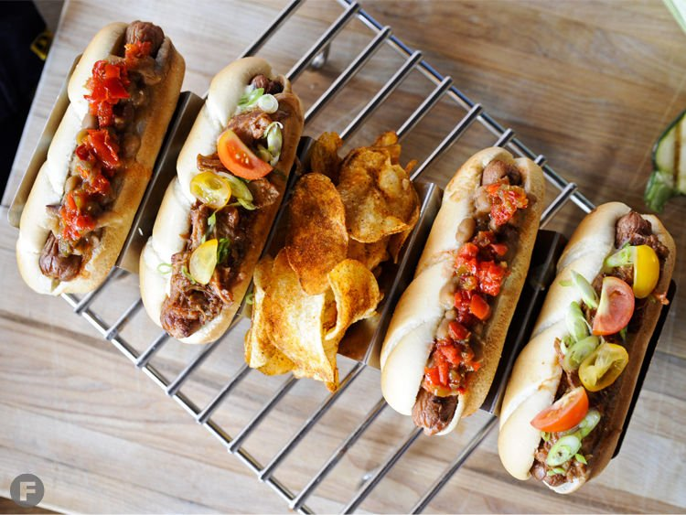 Enterprise Center Hot Dogs
