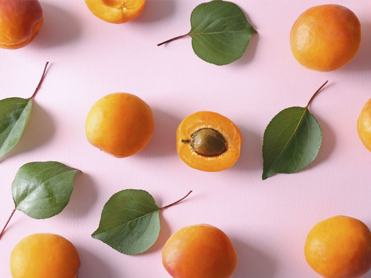 In Season Apricots