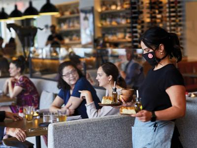 The restaurant industry is in crisis. How can we not only save it – but make it stronger?