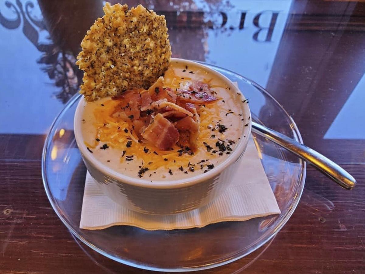 La Belle Vie Potato Soup