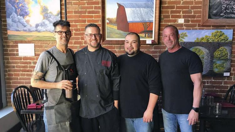 Chef Michael Foust Welcomes New Managing Partners At The Farmhouse Kansas City Restaurant News Feastmagazine Com