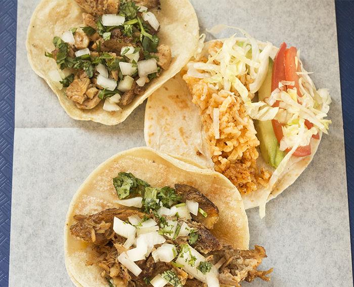 Taco Circus: Three Tacos