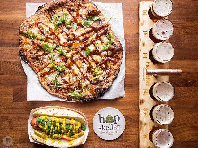 Hopskeller Brewing Co. Dishes