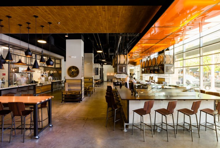 Photos Central Table Food Hall Now Open In West End