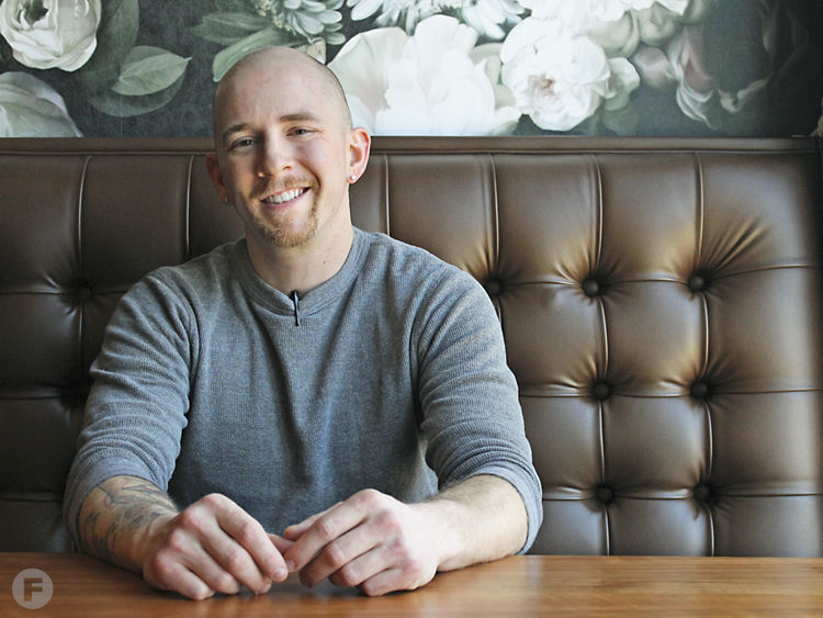 Josh poletti on salt rustic italian cooking at louie and - Chef de cuisine st louis ...