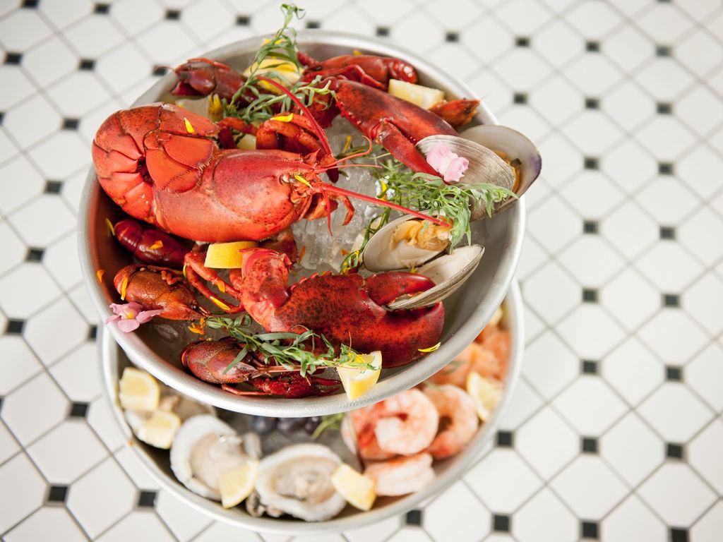Brasserie Seafood Plateau