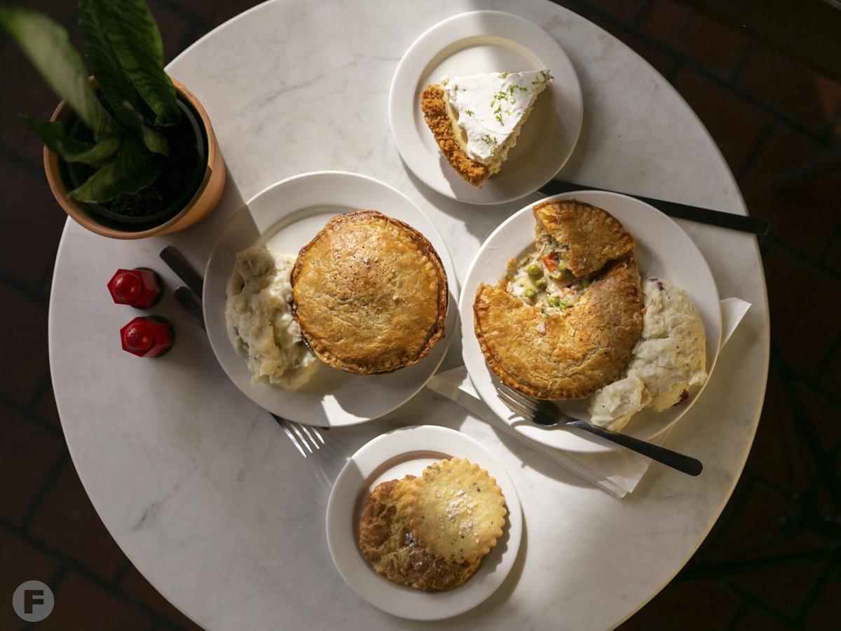 Prairie Pie Sweet and Savory Pies