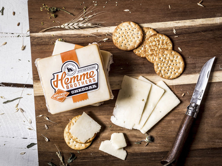Hemme Brothers Creamery Cheddar