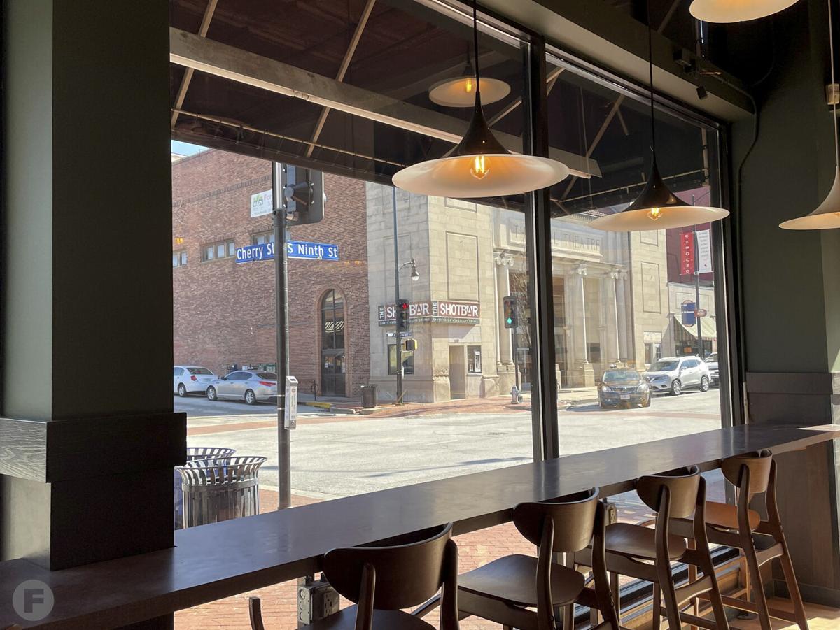 Shortwave Coffee Ninth Street Locations