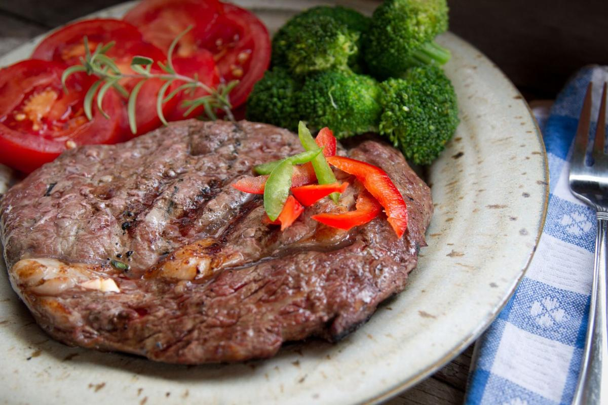 Rain Crow Ranch Beef Steak