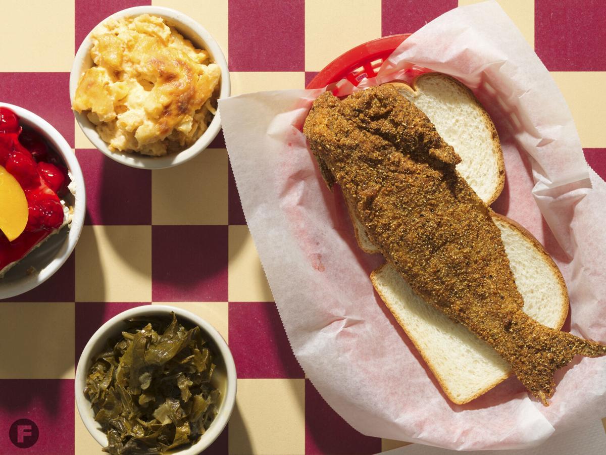 Ms. Kim's Fish & Chicken Shack Sides