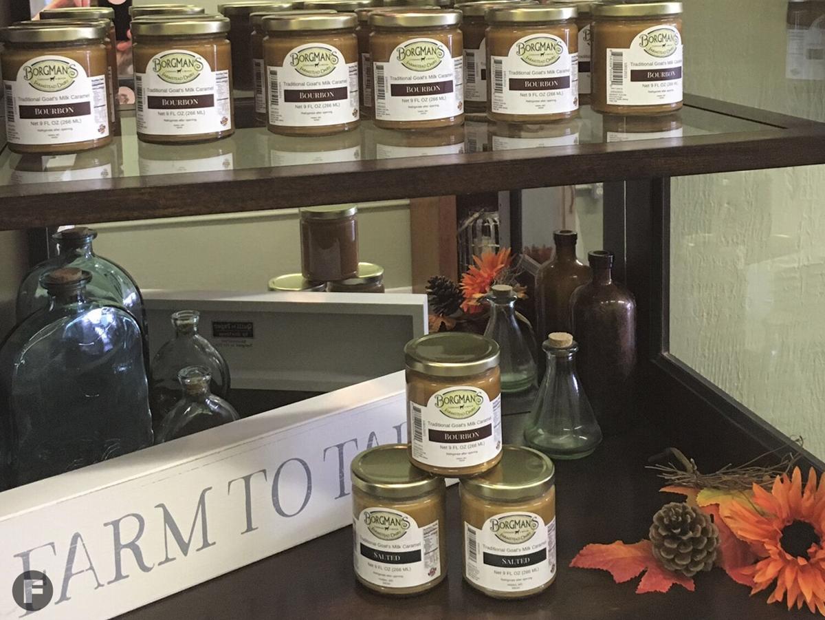 Borgman's Farmstead Store Cajeta
