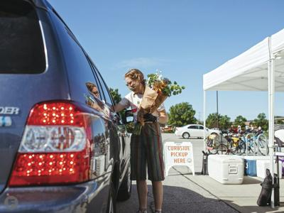 From Delivery Boxes to Drive-Thrus, These Local Farmers' Markets Are Rising to the Challenge Amid COVID-19