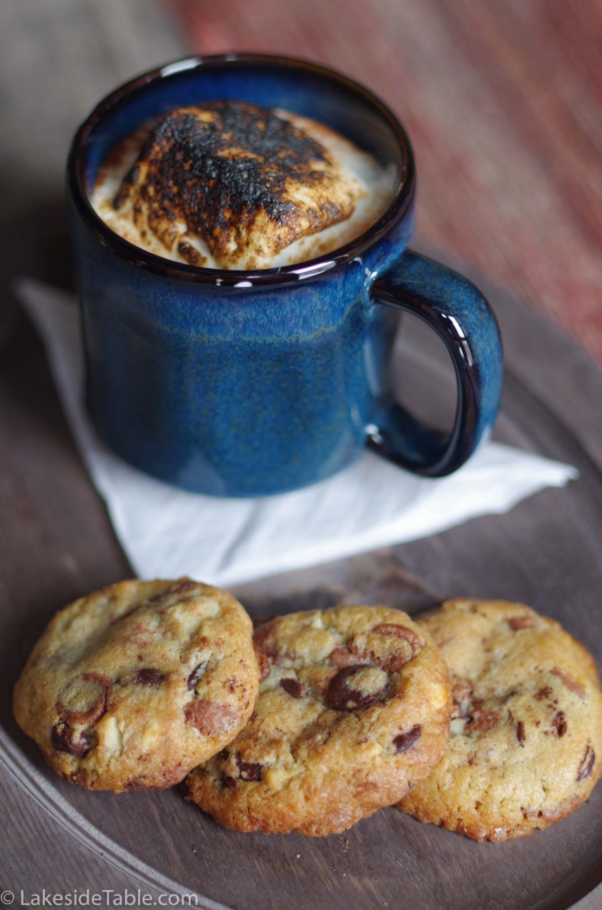 Firefly Grill Hot Cocoa and Cookies