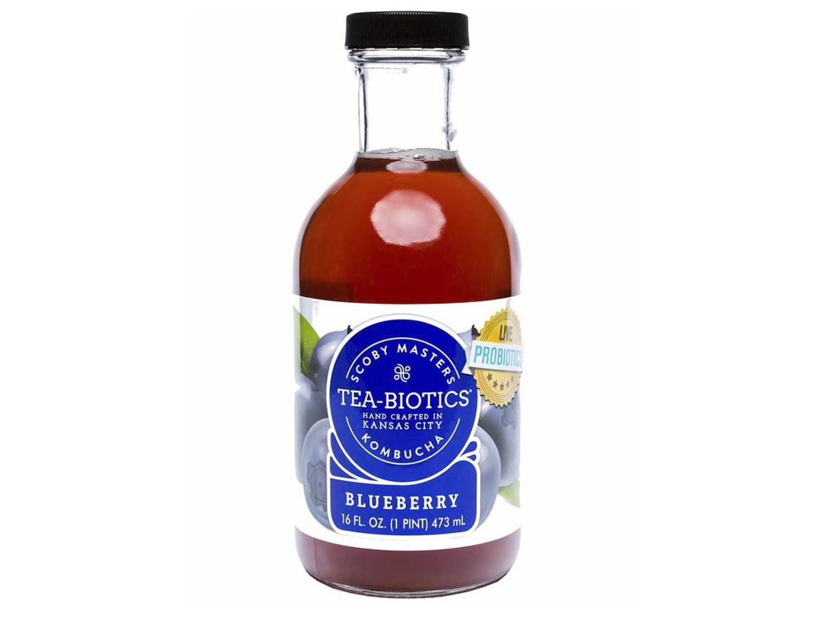 Tea-Biotics Blueberry