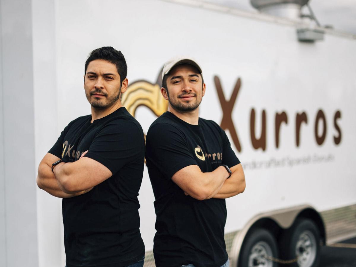 Xurros Eddie and Jorge Aceves