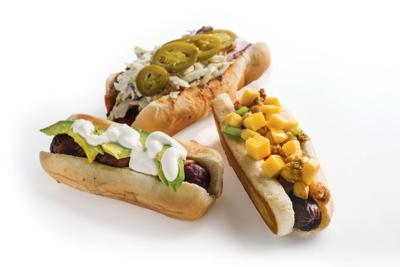 On Trend Specialty Hot Dogs