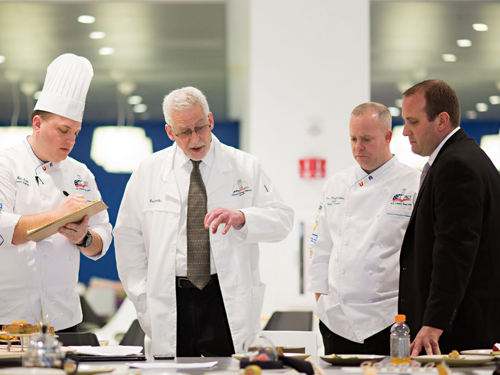 Chef Ben Grupe Steers Team USA Through the 2016 Culinary Olympics ...