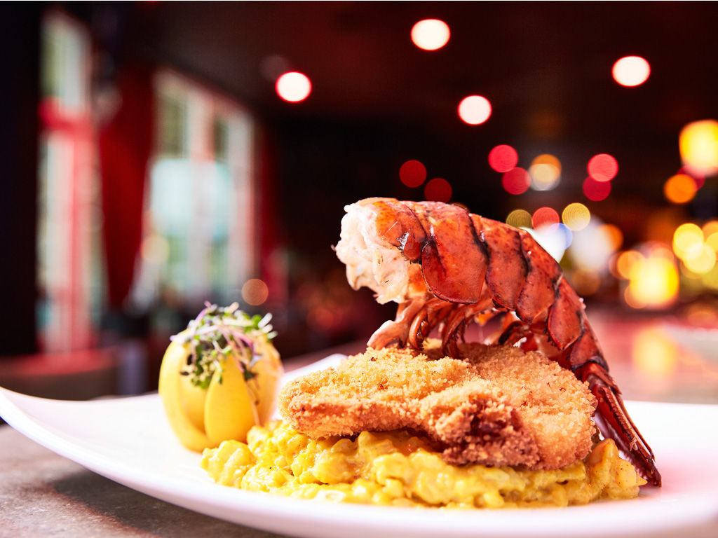 Touch Restaurant Lobster